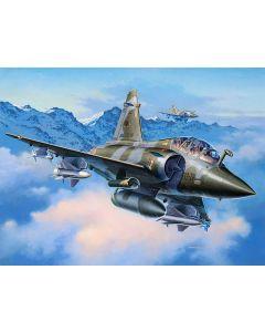 Revell 4893 Mirage 2000D 1/72 Scale Plastic Model Kit