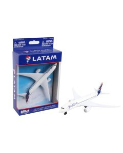 LATAM Airliner Toy Airplane Diecast with Plastic Parts