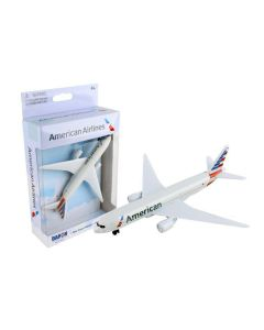 American Airlines Airliner Toy Airplane Diecast with Plastic Parts