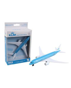 KLM Boeing 787 Airliner Toy Airplane Diecast with Plastic Parts