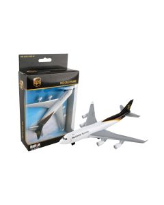 UPS Air Freighter Toy Airplane Diecast with Plastic Parts