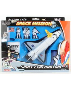 Realtoy 9107K Space Mission Kennedy Space Center Space Exploration Set