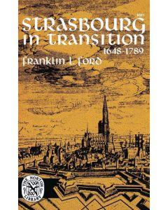 Strasbourg in Transition