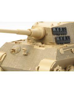 Tamiya 12648 1/35 Scale Zimmerit Coating Sheet for King Tiger Production Turret
