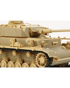 Tamiya 12650 1/35 Scale Zimmerit Coating Sheet for Panzer IV Ausf.J