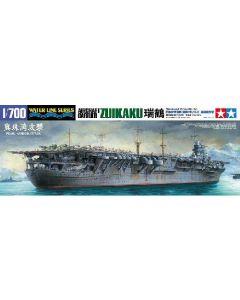 Tamiya 31223 Japanese Aircraft Carrier Zuikaku Pearl Harbor 1/700 Scale Kit