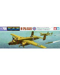 Tamiya 31515 B-25 Mitchell USAAF RAF & Soviet Air Force Markings 1/700 Scale