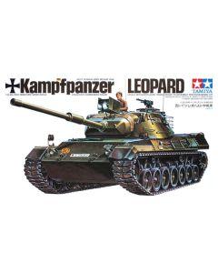 Tamiya 35064 German Leopard I Main Battle Tank 1/35 Scale Plastic Model Kit
