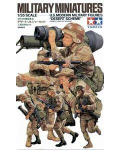 Tamiya 35153 Modern US Army Desert Soldiers 1/35 Scale Plastic Model Figures