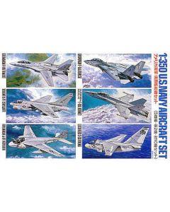 Tamiya 78006 US Navy Aircraft Set #1 for 1/350 Scale Model Ships