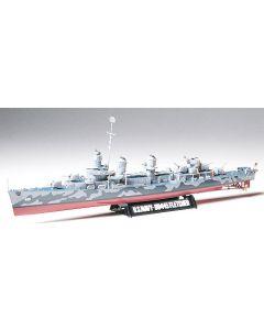 Tamiya 78012 US Navy WWII Fletcher Class Destroyer 1/350 Scale Plastic Model Kit