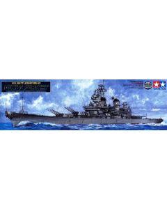 Tamiya 78029 US Battleship Missouri Modernized 1/350 Scale Plastic Model Kit