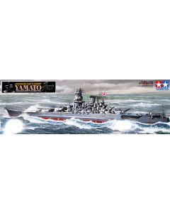 Tamiya 78030 Japanese Battleship Yamato 1/350 Scale Plastic Model Kit