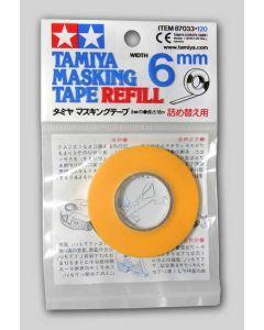 Tamiya 87033 6mm Masking Tape Refill