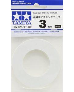 Tamiya 87178 Masking Tape for Curves 3 mm