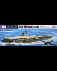 Tamiya 31214 Japanese Aircraft Carrier Zuikaku 1/700 Scale Plastic Model Kit