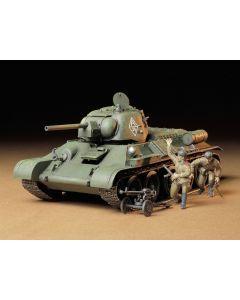 Tamiya 35149 WWII Soviet T-34/76 1/35 Scale Plastic Model Kit