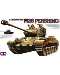 Tamiya 35254 US Army M26 Pershing 1/35 Scale Plastic Model Kit