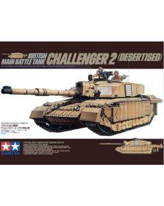 Tamiya 35274 British Challenger II Main Battle Tank 1/35 Scale Plastic Model Kit
