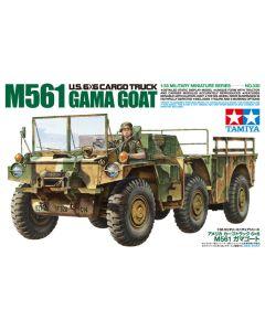 Tamiya 35330 US Army 6X6 M561 Gamma Goat 1/35 Scale Plastic Model Kit