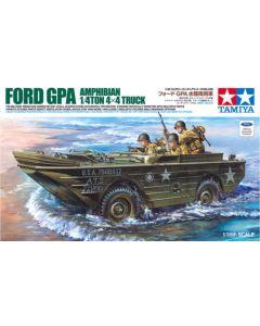 Tamiya 35336 Ford GPA 1/4 Ton Amphibian Truck 1/35 Scale Plastic Model Kit