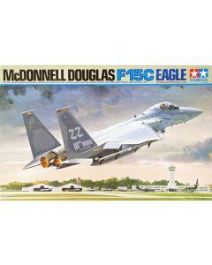 Tamiya 60304 McDonnell Douglas F-15C Eagle 1/32 Scale Plastic Model Kit