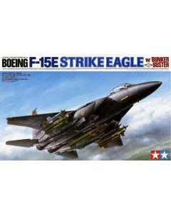 Tamiya 60312 F-15E Strike Eagle with Bunker Buster 1/32 Scale Plastic Model Kit