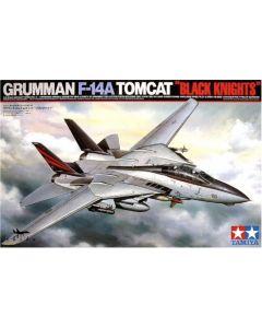 Tamiya 60313 Grummman F-14A Tomcat 'Black Knights' 1/32 Scale Plastic Model Kit