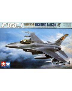 Tamiya 60315 F-16CJ Block 50 Fighting Falcon 1/32 Scale Plastic Model Kit