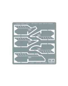 Tamiya 74094 Photo-Etched Craft Saw for Model Kit Building