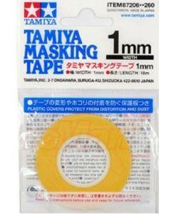 Tamiya 87206 Masking Tape 1 mm