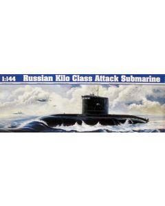 Trumpeter 05903 Russian Kilo-Class Submarine 1/144 Scale Plastic Model Kit