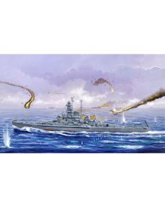 Trumpeter 5760 US Battleship South Dakota 1/700 Scale Plastic Model Kit