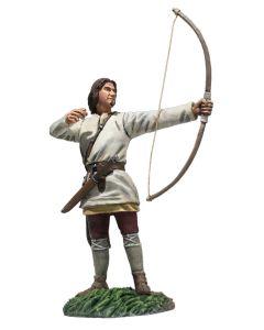 William Britain 62128 Osfirth Saxon Archer #2 Arrow Loosed Wrath of the Northmen