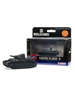 Corgi World of Tanks 91203 German Panzer IV Ausf D Tank Diecast Model
