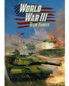 Battlefront WW301 World War III: Team Yankee Rulebook