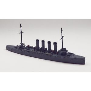 Navis 245 Japanese Cruiser Soya 1901 1/1250 Scale Model Ship