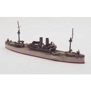 Navis 318 US Battleship Maine White/Buff 1902 1/1250 Scale Model Ship