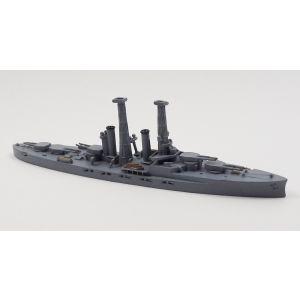 Navis 308 US Battleship Delaware 1/1250 Scale Model Ship imperfect