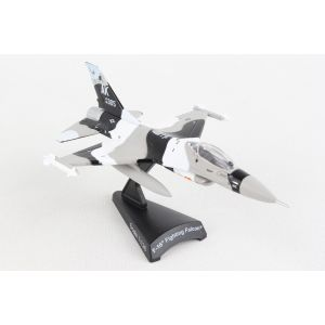 Postage Stamp 53993 F-16 18th Aggressor Wing 1/126 Scale Diecast Model