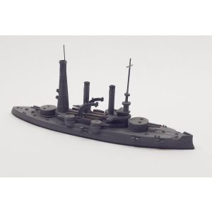 Navis 316A US Battleship Iowa with Cage Masts 1911 1/1250 Scale Model Ship