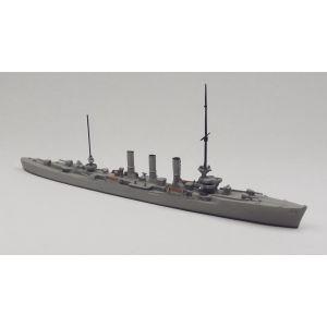 Navis 43A German Cruiser Wiesbaden 1915 1/1250 Scale Model Ship