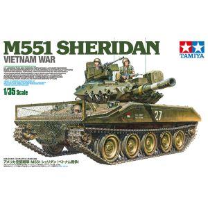 Tamiya 35365 M551 Sheridan Vietnam War 1/35 Scale Plastic Model Kit
