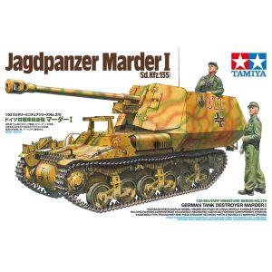 Tamiya 35370 German Marder I Tank Destroyer 1/35 Scale Plastic Model Kit
