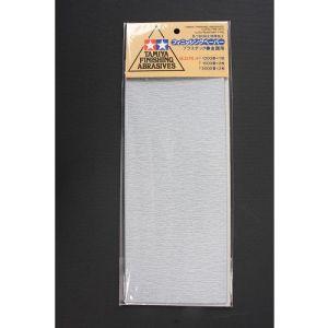 Tamiya 87024 Finishing Abrasives Exfine Grit Use on Metal, Plastic or Wood