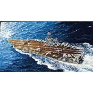 Trumpeter 5754 US Aircraft Carrier Theodore Roosevelt 2006 1/700 Scale Model Kit