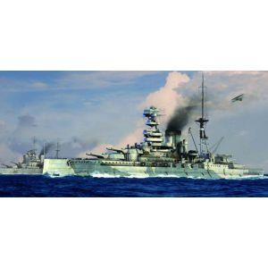 Trumpeter 5798 British Battleship Barham 1941 1/700 Scale Plastic Model Kit