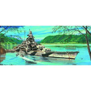 Trumpeter 5712 German Tirpitz Battleship 1943 1/700 Scale Plastic Model Kit