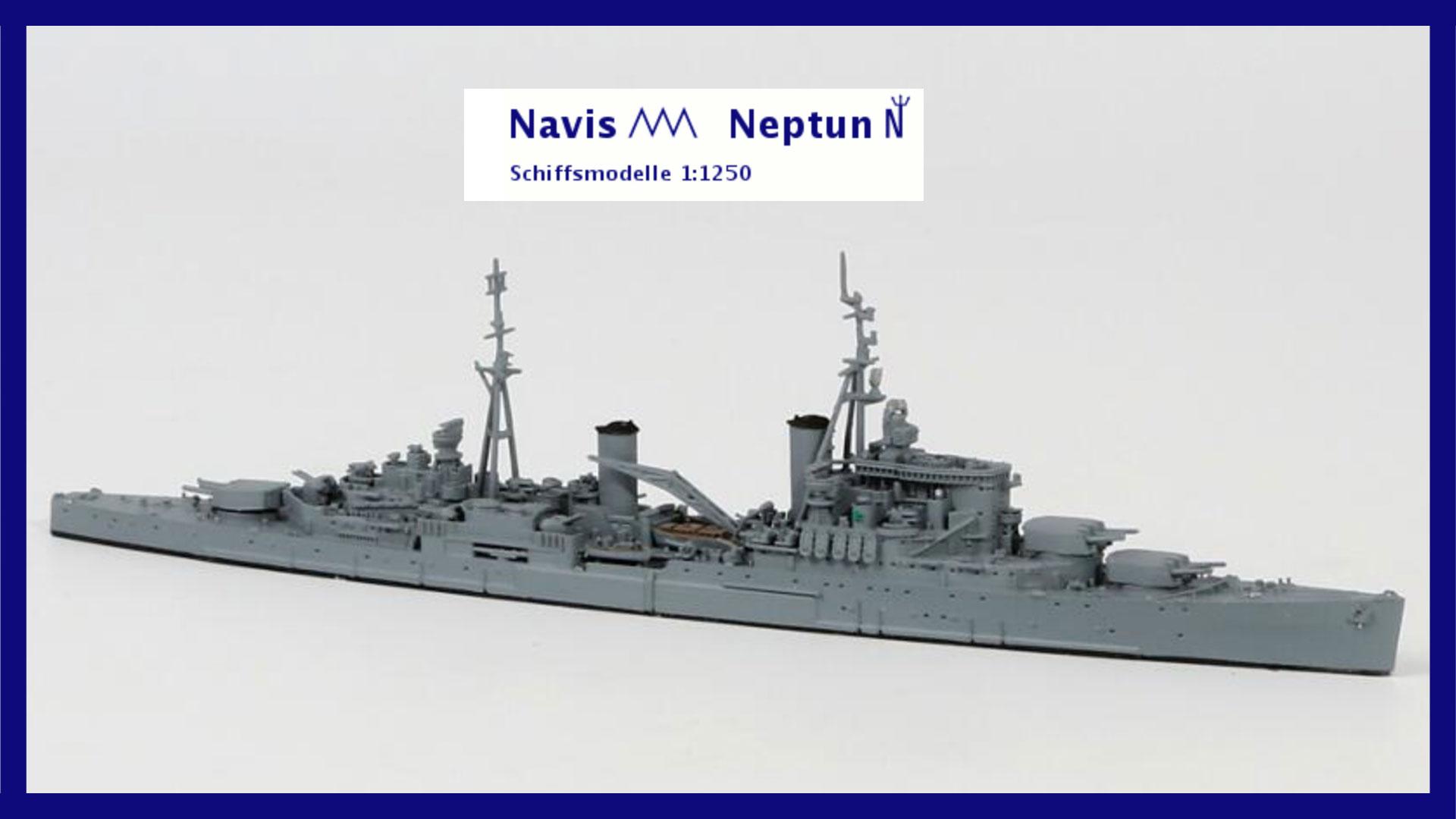 Navis-Neptun Ship Models