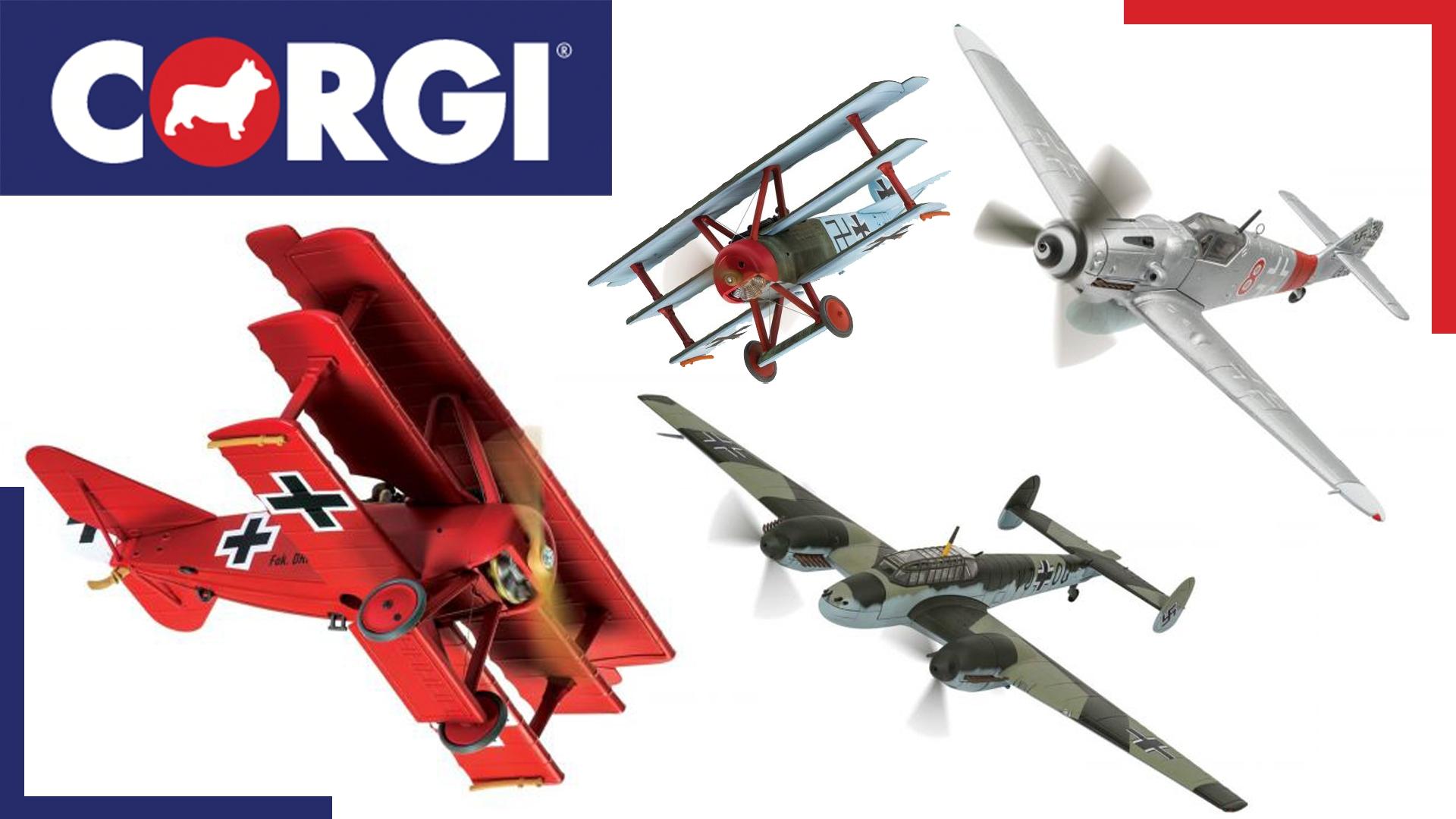 Corgi Aviation Archive